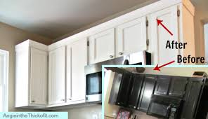 Kitchen Cabinet Trim Moulding | kitchen cabinet trim molding ideas diy confidence builder add