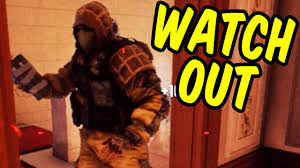 watch out rainbow six siege funny moments u0026 epic stuff youtube