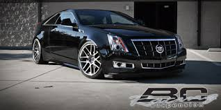 cadillac 2011 cts coupe 2011 cadillac cts coupe test fitment teaser bc racing america