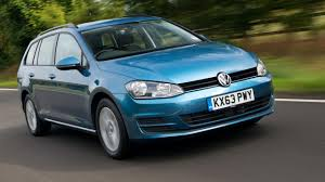 volkswagen golf blue volkswagen golf estate review top gear