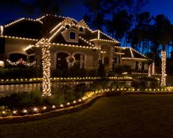 hang christmas lights like a pro with manlift rentals eagle