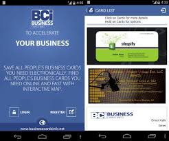 Business Card Reader For Android Top 10 Best Business Card Scanner Apps For Android Phone