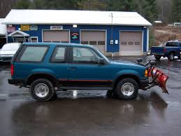 Ford Explorer 1993 - 1993 ford explorer xl 2 door 4 0l western plow 6 6ft low 22 000