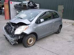 toyota yaris 07 parting out 2007 toyota yaris stock 120096 tls auto recycling
