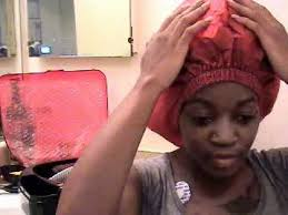black n gold hair dryer review soft bonnet hair dryer hair dying youtube