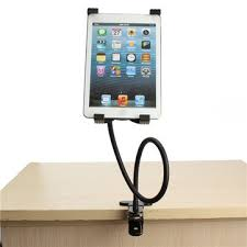 gooseneck 360 rotating lazy bed desk stand holder bracket mount