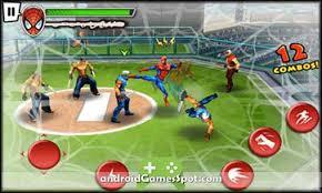 game mod apk hd spiderman total mayhem hd v1 01 apk obb data free download