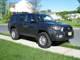 toyota 4runner model years the toyota 4runner page your car information resource