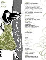 fashion resume sample 61 cool resume design ideas resume ideas 61 cool resume design ideas