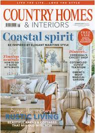 country home and interiors press