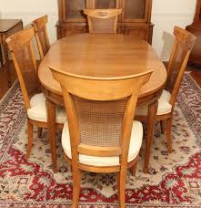 Drexel Dining Room Furniture Drexel Dining Room Table U0026chairs Ebth