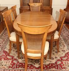 drexel dining room table u0026chairs ebth