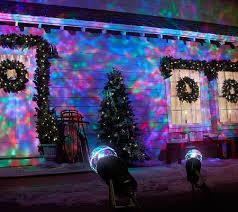 attractive design qvc christmas lights brilliant set of 2 indoor