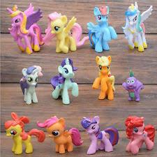 my pony cupcake toppers my pony cake toppers ebay