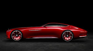 sports cars side view vision mercedes maybach 6 mercedes benz