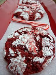 red velvet peppermint crinkle cookies cookin u0027 cowgirl