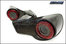 frs tail light vinyl intec carbon fiber tail light with smoked lens 2013 fr s brz