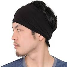 headband men casualbox men women elastic bandana headband japanese hair