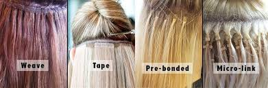different types of hair extensions hair extensions 101 different types of hair extensions