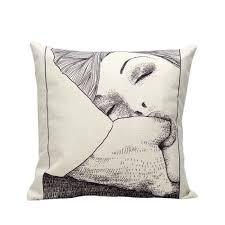 teinture housse canapé adulte impression teinture canapé lit maison decor coussin