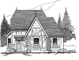 Tudor Style Home Plans by Tudor Style House Plan 2 Beds 1 00 Baths 922 Sq Ft Plan 43 103