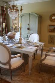 henredon dining room table swede