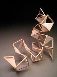 geometric modular sculpture lessons tes teach
