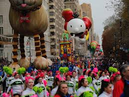 macy s thanksgiving day parade 2017 how to new york city
