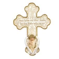 me wall cross with wings and