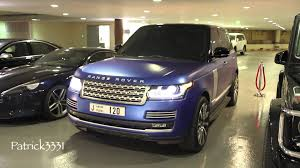 range rover blue frosted blue range rover vogue se supercharged new fashion
