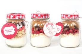 sweetheart cookies in a jar stuck on you
