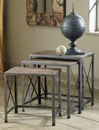 Best Nesting Side Tables Images On Pinterest Living Room - Designs of side tables