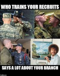 Bob Ross Meme - the 13 funniest military memes of the week bob ross military