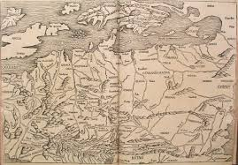 Old Europe Map by Map Of Central Europe From The Nuremberg Chronicle 1493