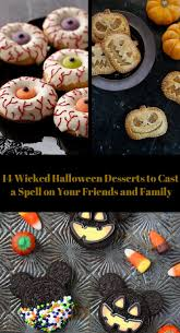 wicked halloween desserts to cast a spell on your friends and family