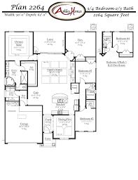 floor plan 2264 arbor mill at mill creek world golf village