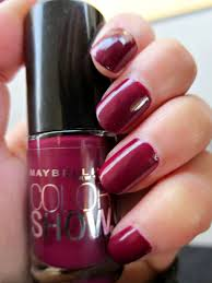the lady n u0027 the tramp review maybelline color show nail lacquer