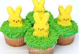 make it monday easy easter cupcakes bloom designs