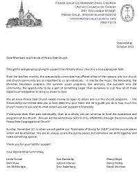 2013 stewardship letter u2013 peace dale congregational church