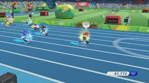 подробности и скриншоты mario u0026 sonic at the rio 2016 olympic