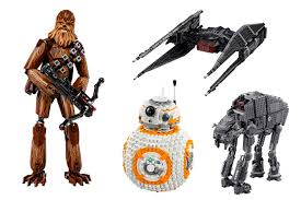 black friday lego 2017 star wars force friday ii lego sets revealed