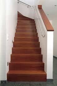 treppen holzstufen holzstufen auf beton tbs treppen bauelemente schmidt gmbh