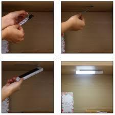 Lights Under Kitchen Cabinets Online Get Cheap Kitchen Night Light Aliexpress Com Alibaba Group