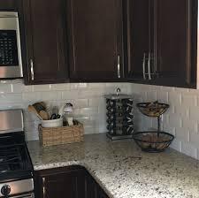 black kitchen cabinets with white subway tile backsplash kitchen cabinets with white subway tile backsplash