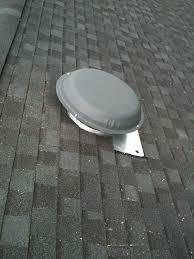 Roof Fan by Attic Fan Installs Central Nj First Class Electric