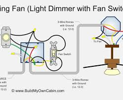 cool wiring diagram for ceiling fan with dimmer switch inspiring