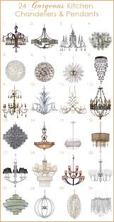 24 gorgeous kitchen chandeliers u0026 pendants kitchen designs by