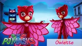 diy custom pj masks owlette pony equestria girls minis