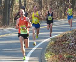aaron braun equals course record wins 2012 manchester road race