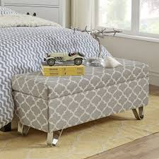 bedroom adorable small ottoman end of bed bench ikea end of bed